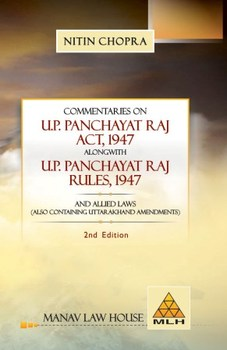 Commentaries on U.P. Panchayat Raj Act, 1947