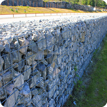 Welded Gabion Basket Stone&Rock Cage for Retaining Walls