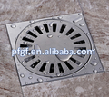Customized new design stainless steel floor drain used in bathroom