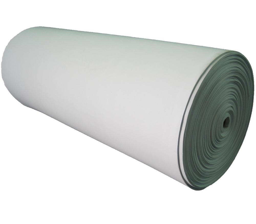 white EVA foam roll