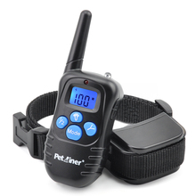 Petrainer remote electric shock dog training equipment