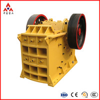 easy operation granite industrial jaw crusher