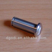 stainless steel dome head retaining locking hinge pin