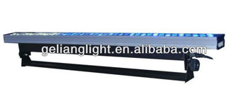 84x3W RGBW indoor LED bar/led wall washer