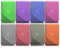 many color available mobile phone tpu case for apple ipad mini wholeslae