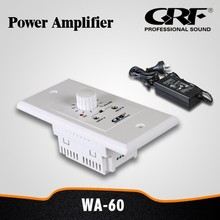 Small Audio Wall Mounted Speaker Amplifier