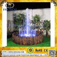2016 High quality mini decoration fountain flower used garden fountains for decoration music indoor fountains