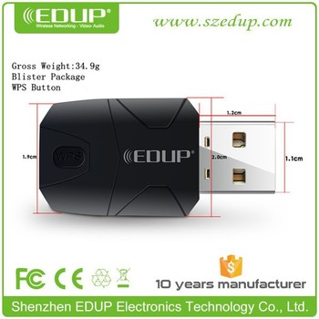 300Mbps 802.1n Wireless WiFi wireless USB adapter EP-N1571