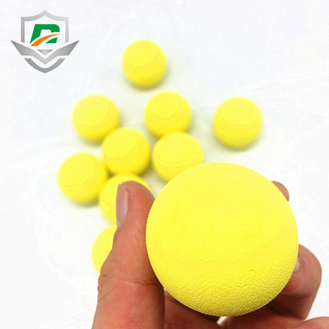 China wholesale cheap high quality Multi-function colorful customized EVA foam sponge <strong>ball</strong>