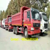 4 point full floating SINOTRUK HOWO 6*4 DUMP TRUCK FOR SALE