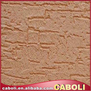 Caboli high quality water base interior decoration coating with matt mortar cement paint
