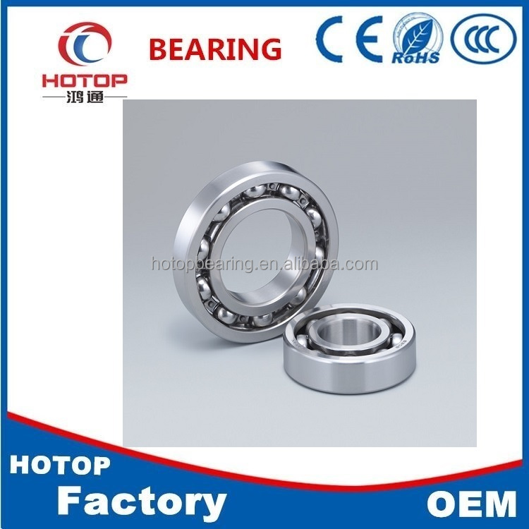 China supplier used Motorbike deep groove ball series bearing 6301