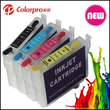 T0631- T0634 empty refill ink cartridge for Epson T0631 T0632 T0633 T0634 for Stylus CX4700 CX4100 CX3700 C67