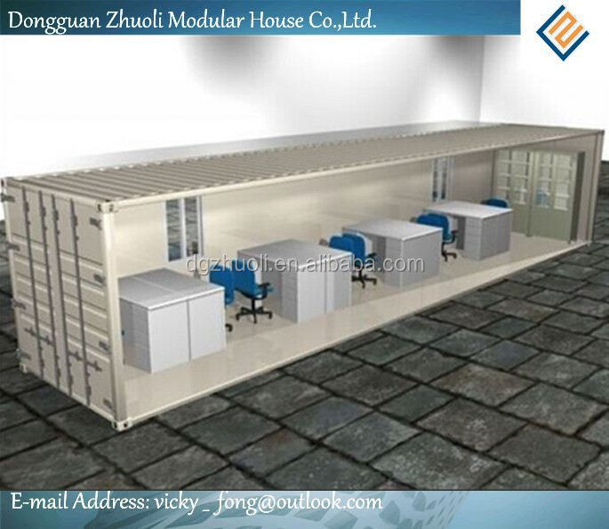 Modular fertighaus kit preis low cost container workshop for Fertighaus container