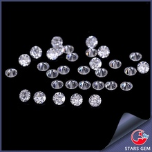 diamond making quality E/F clarity moissanite stones for jewelry lucky gems
