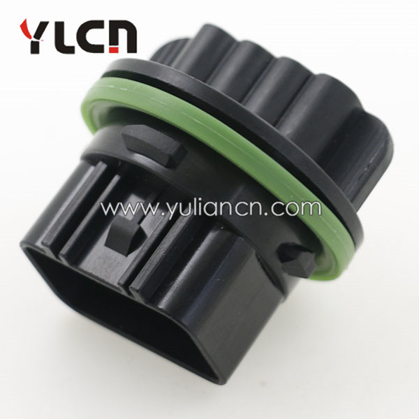 high quality Hyundai 8 pin electrical waterproof connector for throttle moter R130-5 R215-7 R220-57 R335-7 R190
