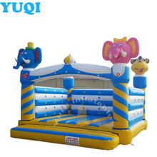 customized inflatable bounce house ,cartoon theme jumper bouncer for kids jumping castle