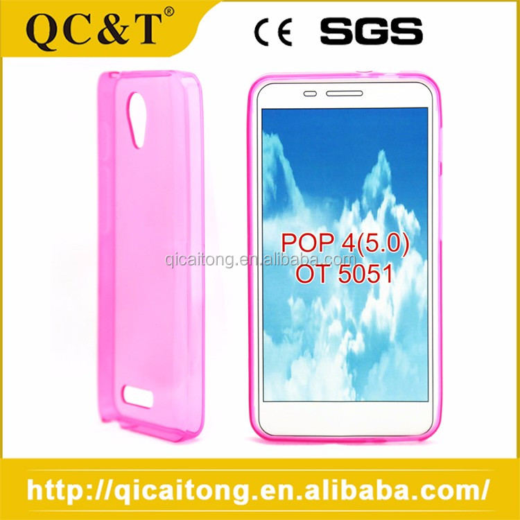 Factory Products Plastic Mobile Phone Cover For ALCATEL POP 4 OT5051