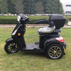 3 wheels electric motorcycle/tricycle/trike/scooter for old people