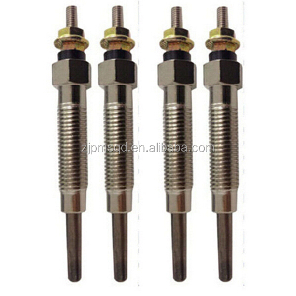 NEW 4Pcs Glow Plug For <strong>Mitsubishi</strong> <strong>L200</strong> 1996-2007 2500 Diesel 2/4WD truck 4M40/T ME201638 ME200970