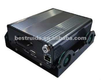 4 channel D1 mdvr for car,taxi,buses,trucks