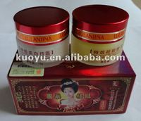 Lulanjina skin beauty whitening cream,specially good effect beauty whitening & speckle-eliminating suit