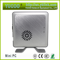 Portable Fanless PC Desktop computer 2G RAM, 16G SSD,support WI