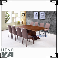 Modern New Design Wooden Dining Table