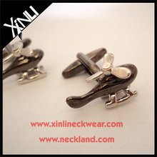 Wholesale Mens Cuff Link with Airplane Cufflinks for Men