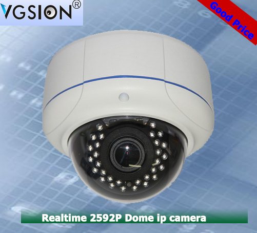 Outdoor IR Bullet Full HD 1080P 5MP IP Camera With Two way audio