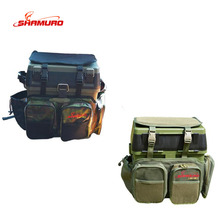 High Quality Nylon Fly Fishing Vest With Multifunctional Pockets Adjustable Fishing Vest Backpack Fishing Tackle Bag