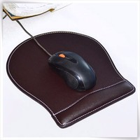 PU leather keyboard with mouse pad wholesale