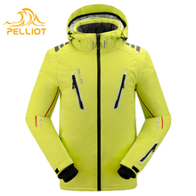 2017 New Style Winter Waterproof Warm Outdoor Mens Skiing Jacket