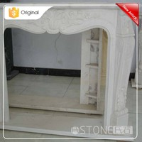 China Goods Wholesale Indoor Round Fireplace