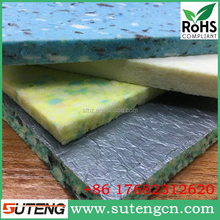 Recycled sponge manufacturer A grade PU rebond foam for mattress