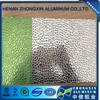 Aluminum and aluminum alloy stucco sheet