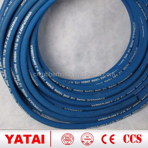 New 2016 wholesale SAE 100 R3 fiber braided rubber <strong>hose</strong>