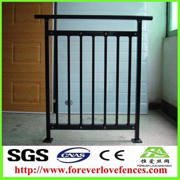 modern metal post bracket fence fence panels
