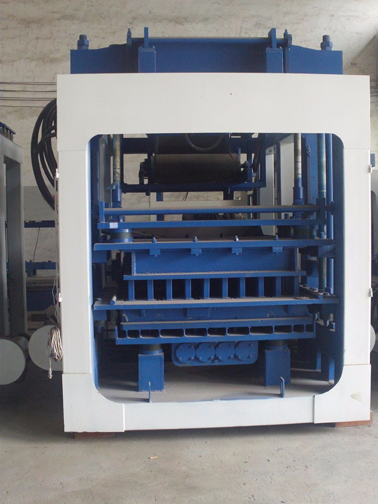 Environmental friendly paving brick making machine with lowest price