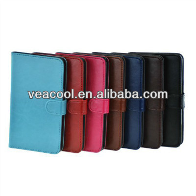 "PU Stand Book Leather Case Cover For Huawei MediaPad X1 7"" Tablet Case"
