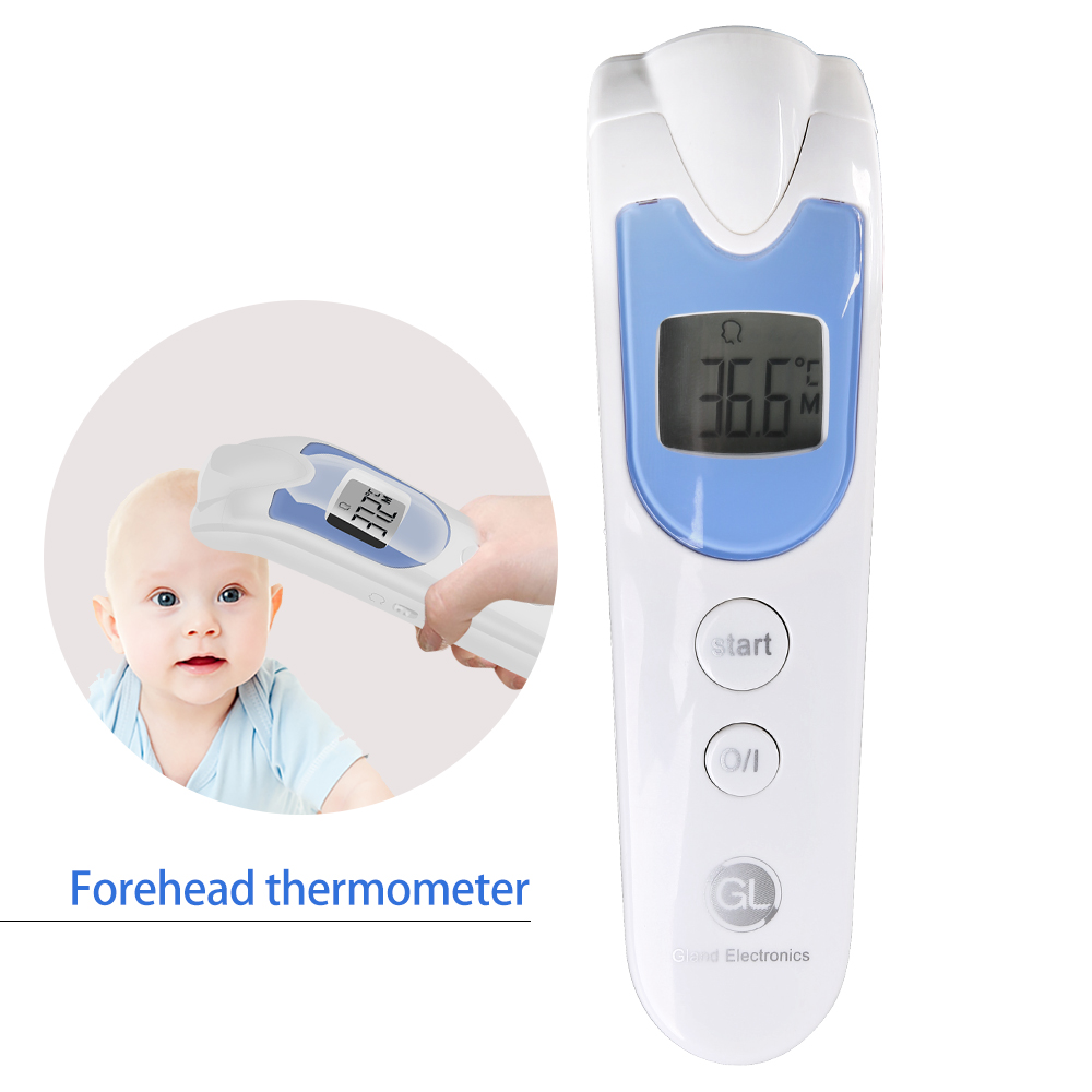 Digital Forehead Thermometer for Baby with Infrared Sensor Hot Selling 2017 Amazon