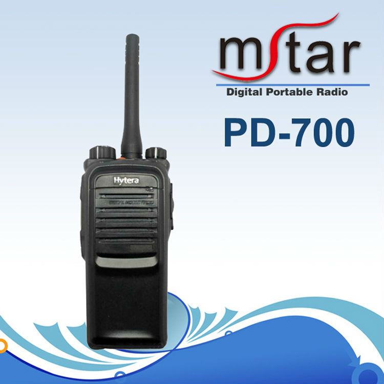 Long distance range hytera PD700 dmr wifi radio transceiver