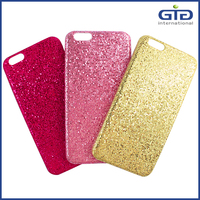 Glittering PU Leather Case for Apple For iPhone 6+