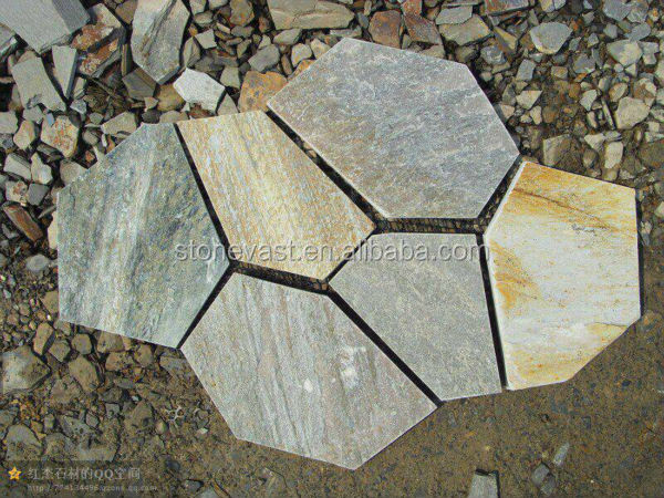 non slip flooring slate tile for garden buy outdoor