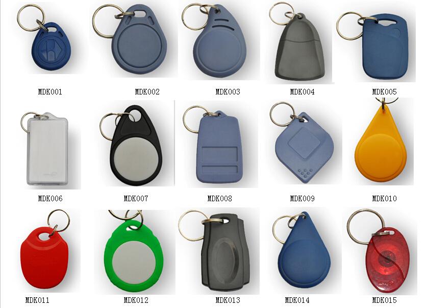 Mdt036 125khz Id Chip Key Tag Nfc Key Tag Key Chain Key