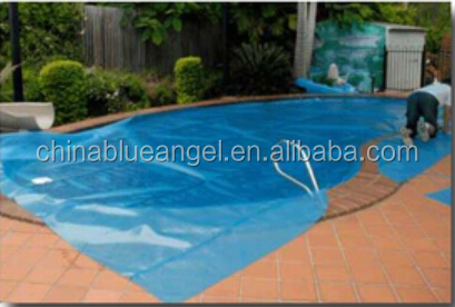 Factory Pirce LDPE pool solar cover, pool cover, pool cover reel, pool solar cover roller