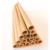 Hot sale multipurpose handmade reusable colored  non plastic drinking paper straws bamboo