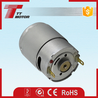 TRS-385SP-0640 DC12V small brushless electric motor