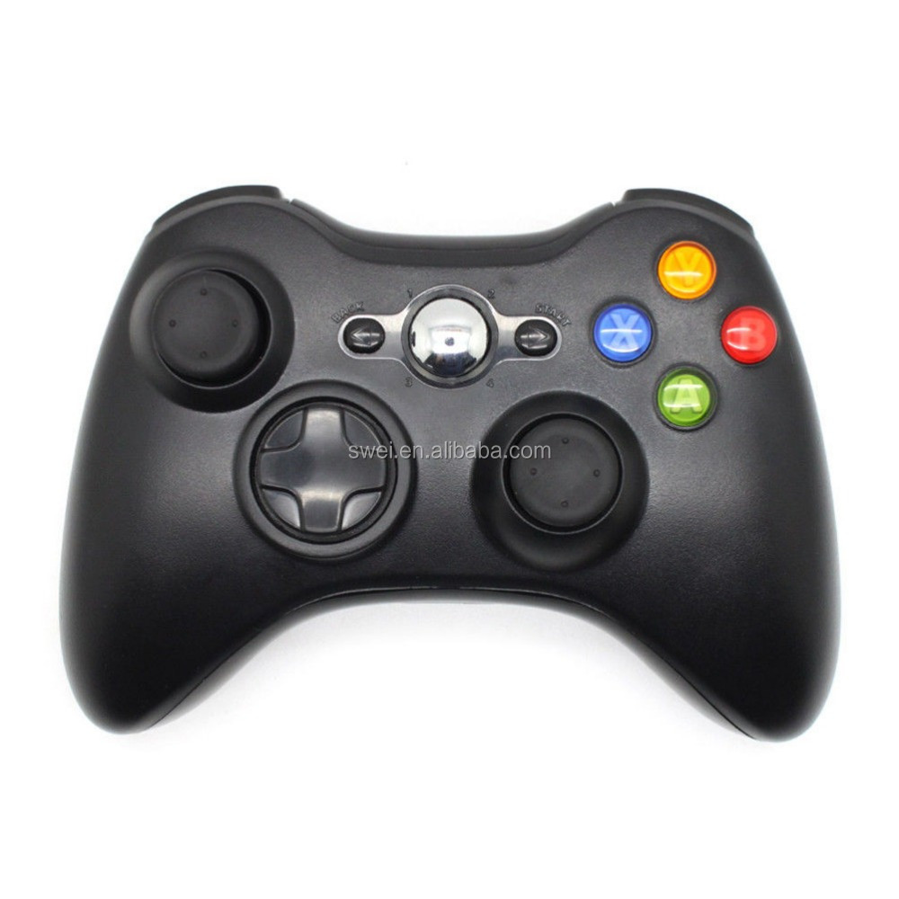 2.4Ghz Wireless Gaming Controller For Xbox360/Slim -Video Game Accessory