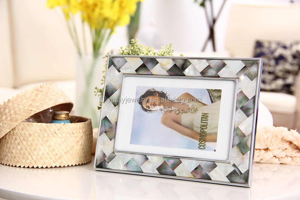 black butterfly shell 2017 new models funny picture photo frame